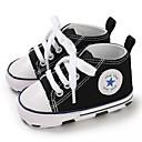 זול נעלי ספורט לילדים-בנים / בנות צעדים ראשונים קנבס נעלי ספורט תינוקות (0-9m) / פעוט (9m-4ys) כחול בהיר / שקד / נמר אביב / סתיו