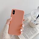 povoljno iPhone maske-Θήκη Za Apple iPhone XS / iPhone XR / iPhone XS Max Protiv prašine / Ultra tanko Stražnja maska Jednobojni / Crtani film TPU