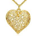povoljno Modne ogrlice-Žene Ogrlice s privjeskom Klasičan blažen Moda Pozlaćeni Krom Zlato 46 cm Ogrlice Jewelry 1pc Za Dar Dnevno