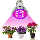 abordables Lampe de croissance LED-1pc 10 W 800-1200 lm 40 Perles LED Spectre complet Luminaire croissant Rouge Bleu UV (Lumière Noire) 85-265 V Maison / Bureau