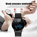 זול ביטחון אישי-s16 צמיד חכם שעונים נשים הלב קצב לפקח דם לחץ דם צעד אחר צעד חכם wristband