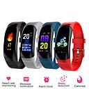 Недорогие Умные браслеты-M2 умный браслет Bluetooth цветной экран умный браслет монитор сердечного ритма спорт фитнес-трекер смарт-браслет