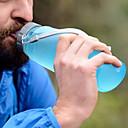 זול כלי שתייה-drinkware בקבוק ספורט פלסטיק רך נייד יום יומי\קז'ואל