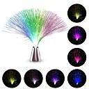 povoljno Odjeća za psa-hkv® led svjetlovodna svjetiljka za noćno svjetlo mijenjaju male noćne svjetlosti vjenčanje božićne zabave uređenje doma