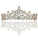 hesapli Parti Başlıkları-Kristal / alaşım Headbands ile Kristal 1 Parça Düğün / Özel Anlar Başlık