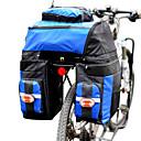 halpa TV-boksit-FJQXZ 70 L Pyörän tavaralaukku / Pyörän kantolaukku 3 1 Säädettävä Suuri tilavuus Pyörälaukku 1680D polyesteri Pyörälaukku Pyöräilylaukku Pyöräily / Pyörä / Vedenkestävä