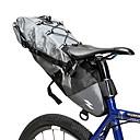 abordables Sacoches de Guidon de Vélo-10 L Sacoche de Selle de Vélo Etanche Portable Vestimentaire Sac de Vélo Matériau imperméable Sac de Cyclisme Sacoche de Vélo Cyclisme Activités Extérieures Vélo Cyclisme