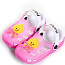 זול נעלי בית לילדים-בנות נוחות PVC כפכפים & כפכפים ילדים קטנים (4-7) פוקסיה / כחול קיץ