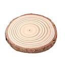 abordables Rubans de Mariage-ornements en bois 12 festival