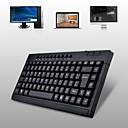 hesapli Klavyeler-İnce mini keyoard dizüstü bilgisayar masaüstü için usb kablolu ofis klavye
