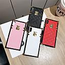 halpa iPhone kotelot-Etui Käyttötarkoitus Apple iPhone XS / iPhone XR / iPhone XS Max Iskunkestävä Takakuori Yhtenäinen / Panssari Metalli