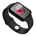 Недорогие Смарт-часы-B57 Smart Watch BT Поддержка фитнес-трекер уведомить / монитор сердечного ритма Спорт SmartWatch совместимые телефоны IOS / Android