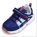 זול Kids' Flats-בנות נוחות רשת נעלי אתלטיקה ילדים קטנים (4-7) כחול כהה / אפור / ורוד קיץ