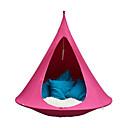 hesapli Kamp Mobilyaları-1 Kişi Kamp Yamaçları Açık hava Rüzgar Geçirmez Yağmur-Geçirmez Hızlı Kurulama Kamp çadırı 2000-3000 mm için Kamp / Yürüyüş / Mağaracılık Seyahat Oxford Bezi Metal Alaşımlı 150*150 cm