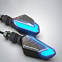 זול אורות אזהרה-אותות פנייה לאופנוע הוביל מנורות אזהרה המנורות אורות בשעות היום