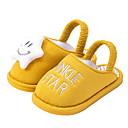 זול נעלי בית לילדים-בנות צעדים ראשונים סריגה כפכפים & כפכפים תינוקות (0-9m) צהוב / ירוק / ורוד סתיו