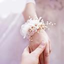 povoljno Cvijeće za vjenčanje-Cvijeće za vjenčanje Umjetno cvijeće Svadba Vlakno 0-10 cm