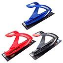 זול כידונים ומוטות חיבור-אופניים כלוב בקבוק מים חוץ עבור רכיבת אופניים קרב שלושה BMX אופניים הילוך קבוע PC שחור אדום כחול 1 pcs
