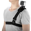 voordelige Accessoires voor GoPro-Borstriem Kleverig Rekbaar Mobiele Telefoon Voor Actiecamera Reizen Schieten Bergsport ABS + PC
