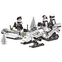 povoljno Building Blocks-Kocke za slaganje 290 pcs kompatibilan Legoing Slatko Sve Igračke za kućne ljubimce Poklon