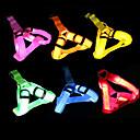 povoljno Ogrlice i uzice za psa-Pas Amovi LED svjetla Prilagodljivo / Preklopni Jednobojni Najlon Zelen Plava Pink