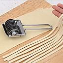 povoljno Pribor za kuhanje-rezanci od nehrđajućeg čelika rezač tijesta reznica tjestenina špageti rešetka valjak tijesto rezanje povrća kuhinjski alati