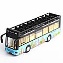 זול מכוניות צעצוע-מכוניות צעצוע אוטובוס אוטובוס עיצוב מיוחד ניצוץ אינטראקציה בין הורים לילד Alumnium סגסוגת בגדי ריקוד ילדים יְסוֹדִי כל בנים ובנות צעצועים מתנות