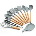 זול כלי בישול-ערכות כלי בישול PP + Tritan Multi-function עבור כלי בישול