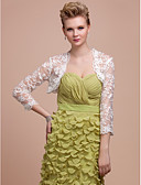 cheap Wedding Wraps-Lace Wedding Party Evening Wedding  Wraps Coats / Jackets