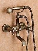 halpa Naisten kaksiosaiset asut-Suihkuhana Ammehana - Antiikki Antiikkimessinki Amme ja suihku Keraaminen venttiili