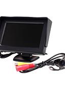 billige Kjoler til bryllupsfesten-4.3 tommer (ca. 11cm) TFT-LCD Car Reversing Monitor for Universel To Farve