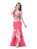 povoljno Odjeća za trbušni ples-Trbušni ples Suknja Žene Seksi blagdanski kostimi Šifon