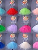 preiswerte Unterröcke für Hochzeitskleider-Besondere Anlässe Unterhosen Organza Satin Taft Knielänge Abendkleid Mit