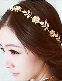 preiswerte Kopfbedeckungen für Damen-Damen Blumig / Grundlegend / Blumen, Aleación Stirnband / Stirnbänder / Stirnbänder