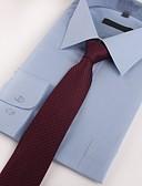 billige Slips og butterfly-Herre Fest Kontor Slips - Polyester Trykt mønster