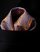 cheap Men's Ties & Bow Ties-Men's Party / Basic Necktie - Color Block / Paisley Basic