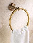 cheap Women's Nightwear-Towel Bar Antique Brass 1 pc - Hotel bath towel ring