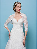 cheap Wedding Wraps-Lace Wedding Party Evening Wedding  Wraps Shrugs
