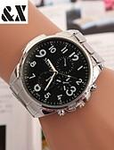 preiswerte Modische Uhren-Damen Armbanduhr Armbanduhren für den Alltag Legierung Band Modisch / Elegant / Kleideruhr Silber / Ein Jahr / SSUO 377