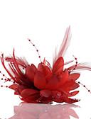 olcso Menyasszonyi fátyol-Esküvői virágok Csokrok Virágcsokrok csuklóra Egyedi esküvői dekor Mások Művirág Esküvő Különleges alkalom Party / estély Anyag Tüll