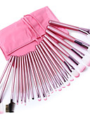 voordelige Meisjesjurken-professioneel Make-up kwasten Brush Sets 22pcs Voor tijdens de reis Kwast van geitenhaar / Synthetisch haar / Kunstvezel kwast Make-up borstels voor Make-up kwastenset