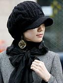 hesapli Kadın Pantolonl-Kadın's Actif Tokalı Şapka Solid