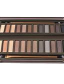 cheap Women's Tops-12 Colors Eyeshadow Palette / Powders / Makeup Mirror Eye Mirror Daily Makeup / Smokey Makeup Makeup Cosmetic