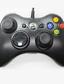 billige Slips og butterfly-KingHan USB Kontroller Til Xbox 360 ,  Gaming Håndtag Kontroller Plast enhed
