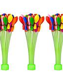Χαμηλού Κόστους Λουλουδάτα φορέματα για κορίτσια-Μπαλόνια Πισίνες & Διασκέδαση Νερού Μαγικά μπαλόνια νερού Ανταλλακτικά Αναπτήρα Πάρτι Φουσκωτό Σιλικόνη 110 pcs Κομμάτια Αγορίστικα Κοριτσίστικα Παιχνίδια Δώρο