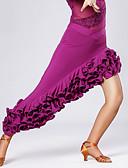 hesapli Göbek Dansı Giysileri-Latin Dansı Bale Eteği ve Etekler Kadın's Eğitim / Performans Viskoz Drape Etek