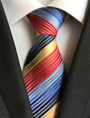 cheap Men's Ties & Bow Ties-Men's Luxury Stripes Creative Stylish