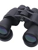 abordables Montre Sport Homme-10-70 X 50 mm Jumelles Porro Résistant aux intempéries Entièrement  Multi-traitées BAK4 Vision nocturne Plastique Nylon Caoutchouc / Oui / Chasse / Observation d'Oiseaux
