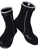 abordables Trajes acuáticos y camisetas antierupciones-Calcetines de Buceo 3mm para Adultos - Alta resistencia, Suavidad Buceo / Surfing / Submarinismo
