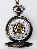 abordables Relojes de Bolsillo-Hombre Reloj de Bolsillo Huecograbado Aleación Banda Encanto Amarillo